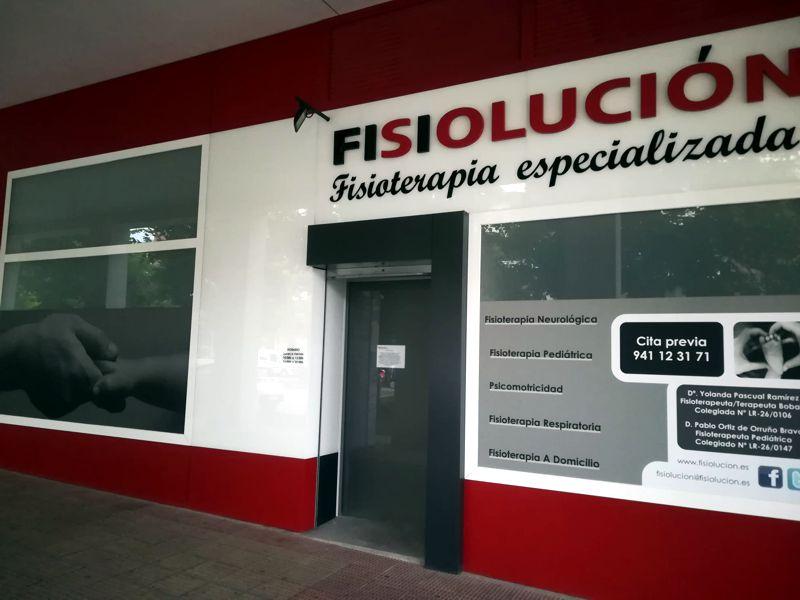 Fisiolución Centro de Fisioterapia en Logroño